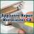 Appliance Repair Westminster CA Icon