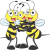 3 Bees Appliances Icon