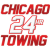 Chicago 24 Hours Towing Icon
