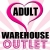 Adult Warehouse Outlet Icon