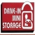 Drive In Mini Storage Icon