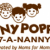 Nanny Poppinz Agency Coral Gables and Miami Dade County Icon