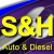 S&H Auto & Diesel Repair Icon