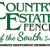 Country Estate Fence Icon