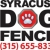 Syracuse Dog Fence Icon