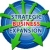 Strategic Business Expansion Icon