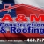 A&M Construction & Roofing Icon