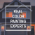 Real Color Painting Experts Icon