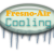 Fresno Air Cooling Icon