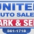 United Auto Sales Icon