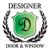 Designer Door & Window Icon