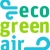 Eco Green Air Icon