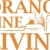Orange Line Living Real Estate Team Icon