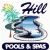 Hill Pools & Spas, Inc Icon