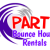 Party Bounce House Rentals Icon