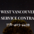 West Vancouver Tree Service Contracting Icon