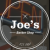 Joe's Barber Shop Icon