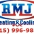 RMJ Heating & Cooling Icon