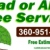 Dead Or Alive Tree Service Icon