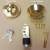 Father Son Locksmith Store Icon