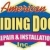 American Sliding Door Repair Icon