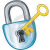 Expert Locksmith Shop Icon