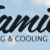 Family Heating and Cooling Icon