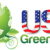 USA Green Clean Icon