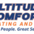 Altitude Comfort Heating and Air Icon