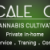 Upscale Green - California Marijuana Cannabis Growing - Consultation - Cultivation - Sales Icon