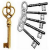 City Locksmith Store Icon