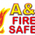 A & A Fire & Safety Icon