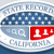 California State Records - Background Check Icon