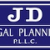 JD Legal Planning Icon