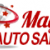 Magic Auto Sales Icon