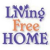 Living Free Home Icon