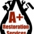 A+ Restoration Services Icon
