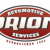 Orion Automotive Services Icon