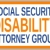 Social Security Disability Attorney Group Icon