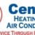 Central Heating and Air Conditioning Icon