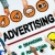 Advertising and Online Marketing Services Icon