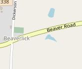 trading Beaver lick post